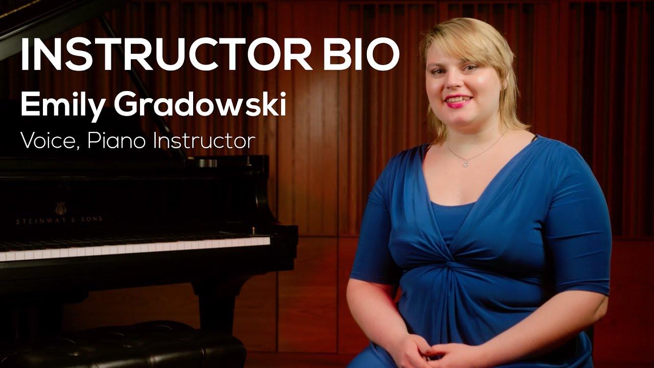 Emily Gradowski bio video