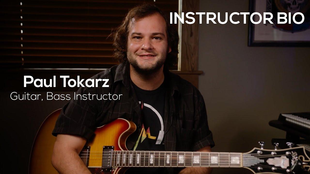Paul Tokarz bio video