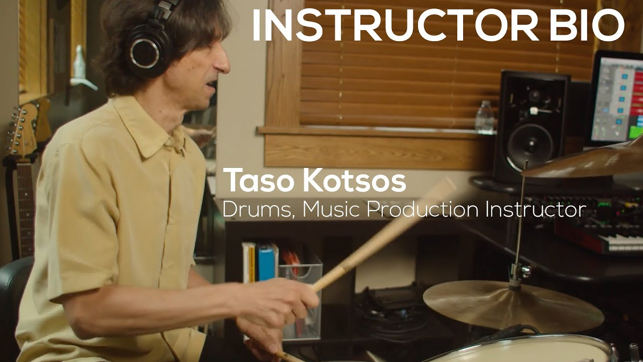 Taso Kotsos bio video