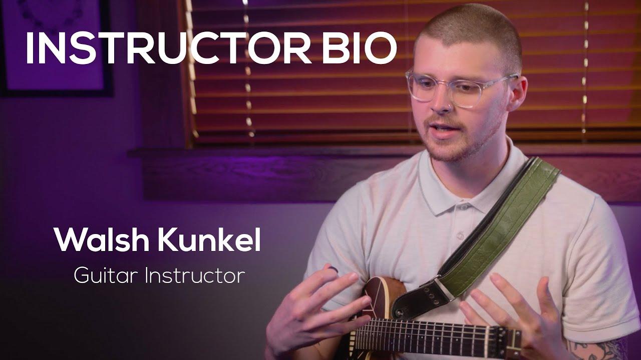 Walsh Kunkel bio video