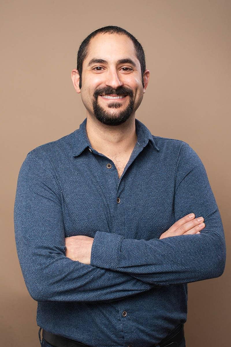Anthony DiMenna – Facilities Director