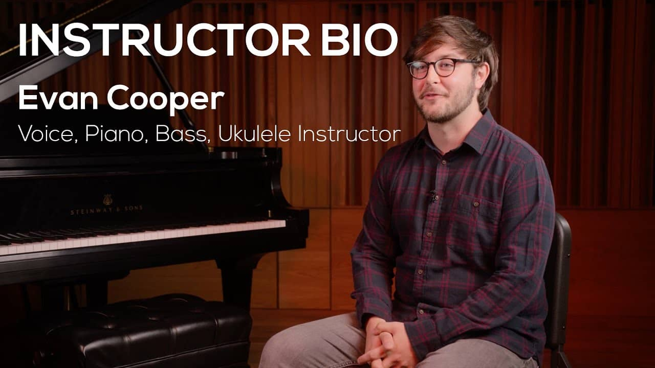 Evan Cooper Bio Video